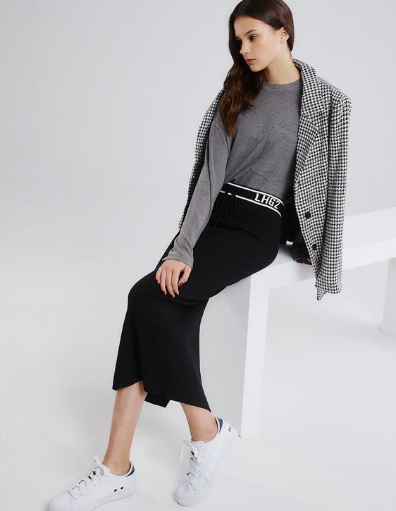 LH62針織裙