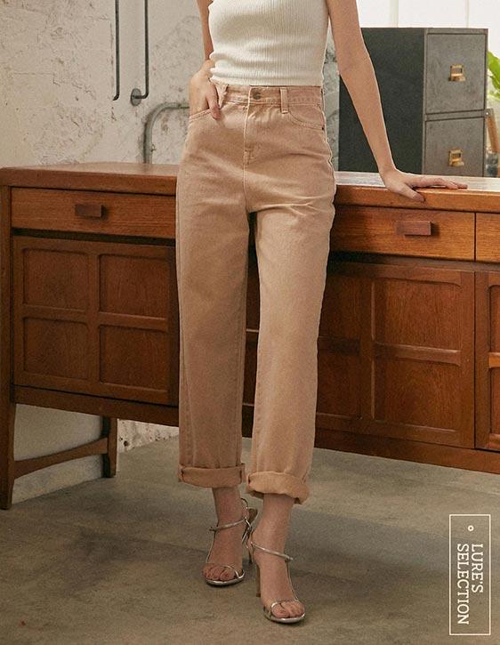 選品系列:彩色牛仔褲