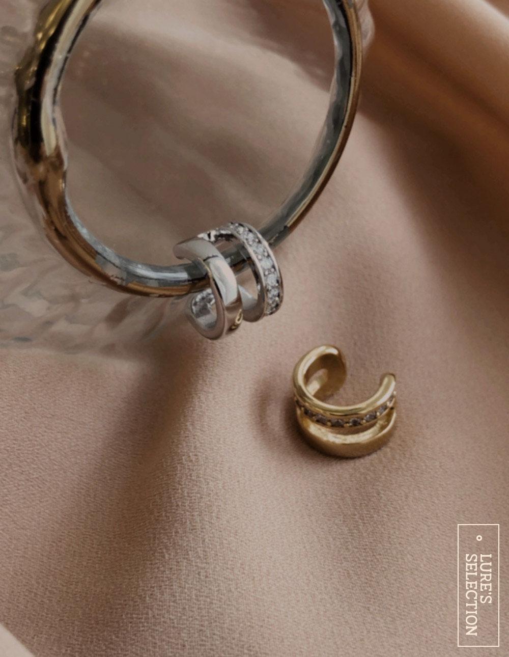 選品系列:水鑽耳扣