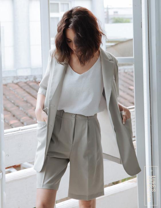 選品系列:俐落西裝套裝