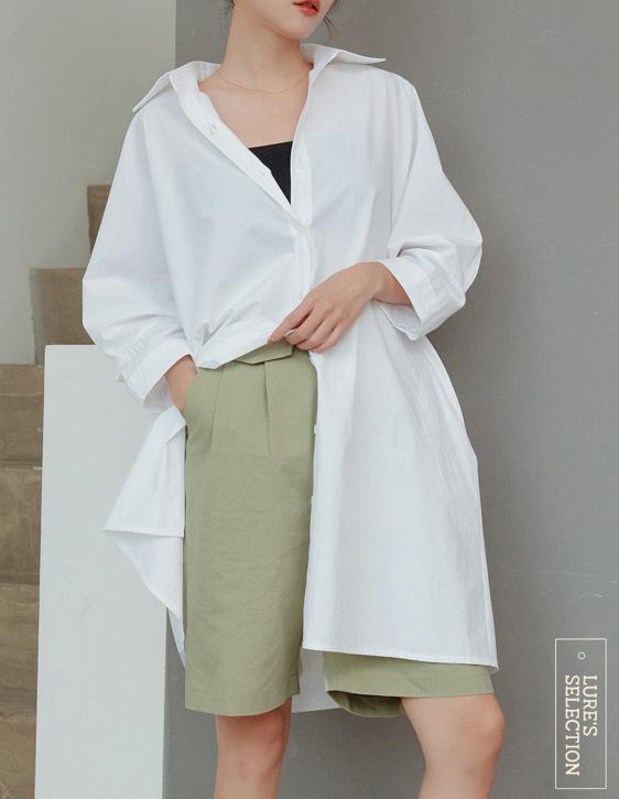 選品系列:襯衫式洋裝