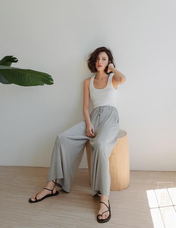 選品系列:腰鬆緊休閒褲裙
