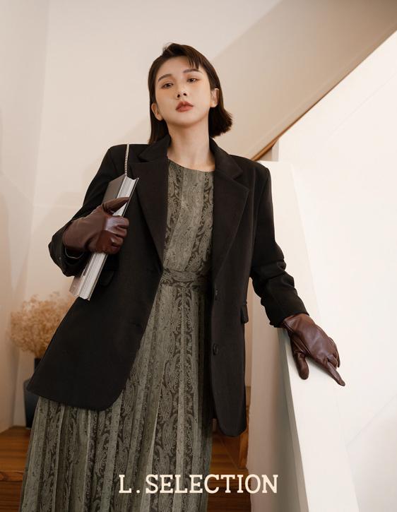 選品系列:簡約西裝外套