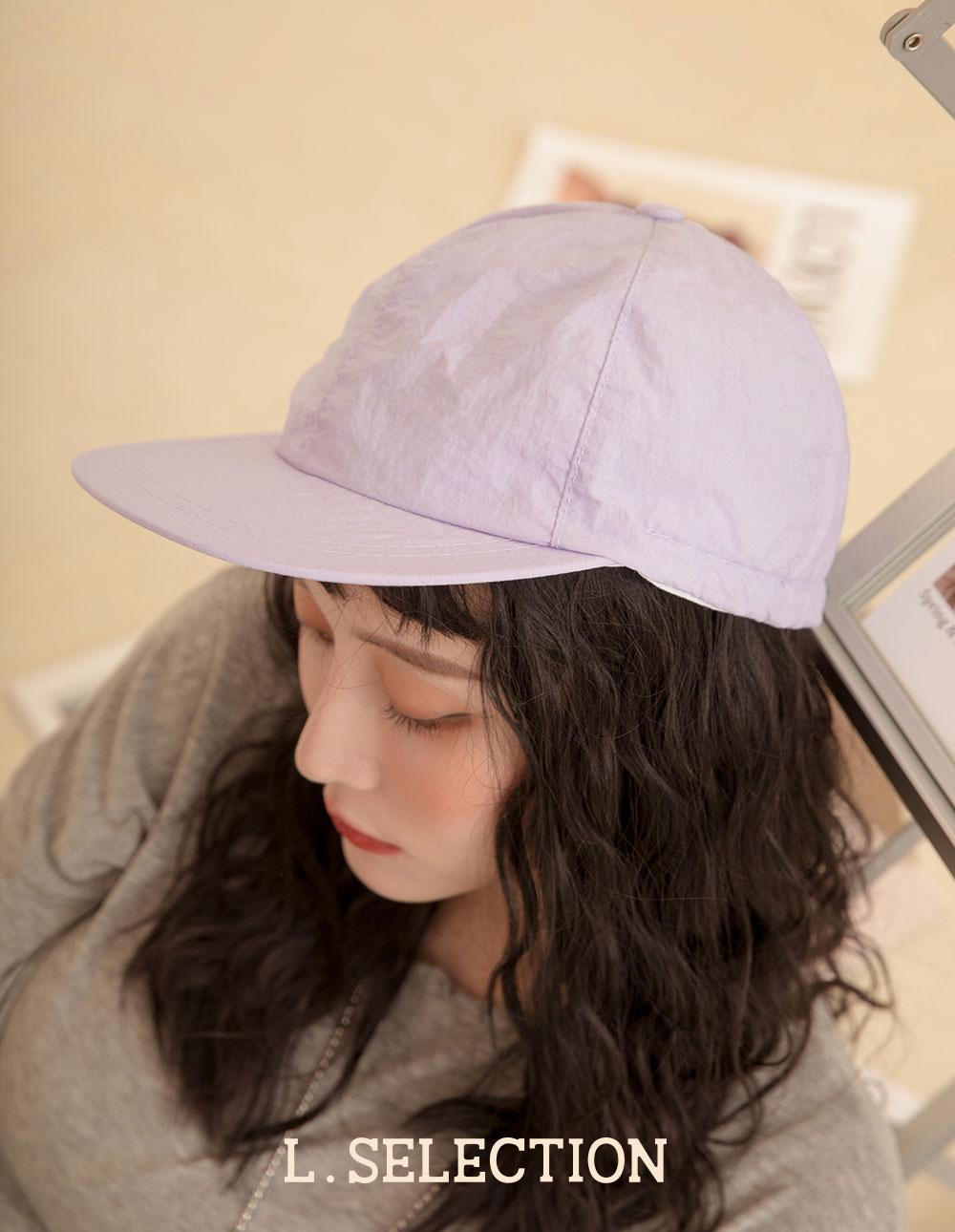 選品系列:馬卡龍棒球帽