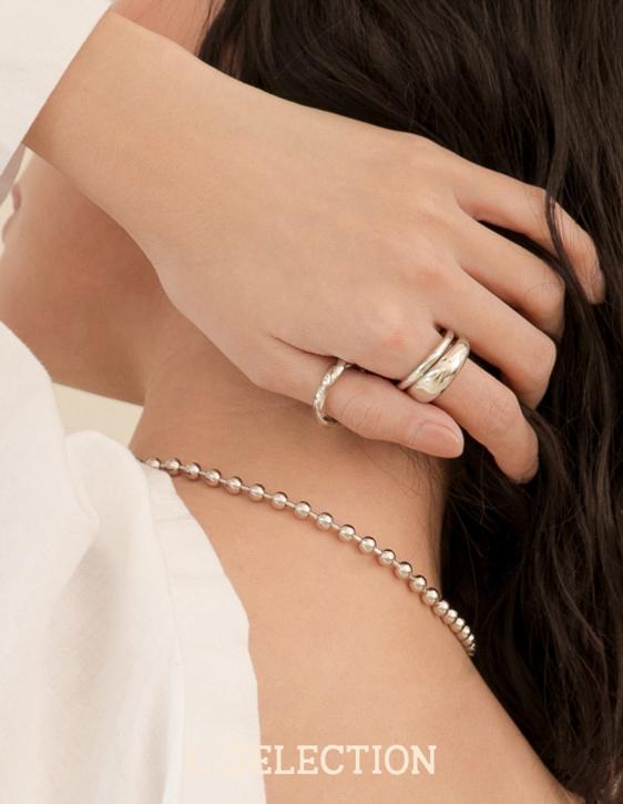 選品系列:戒指三件組