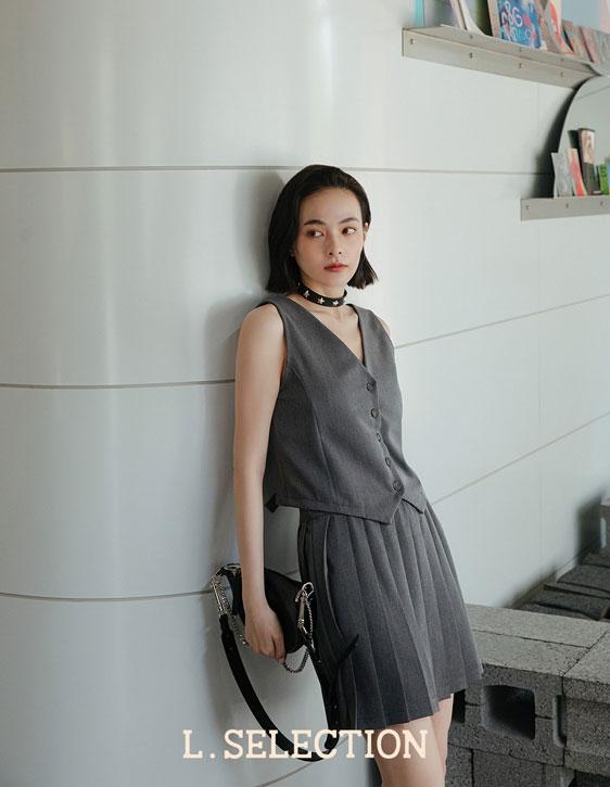 選品系列:西裝背心