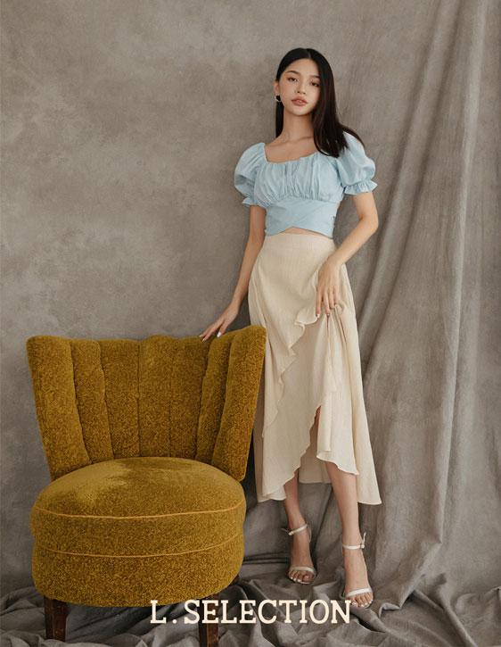 選品系列:多層次長裙