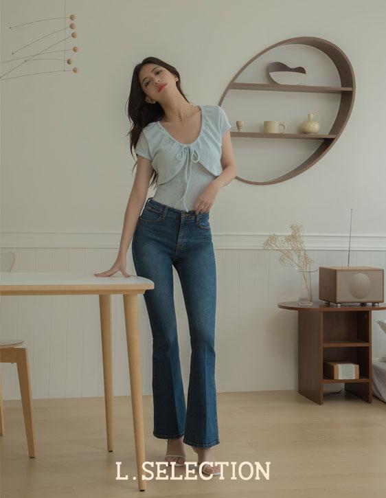 選品系列:喇叭牛仔褲