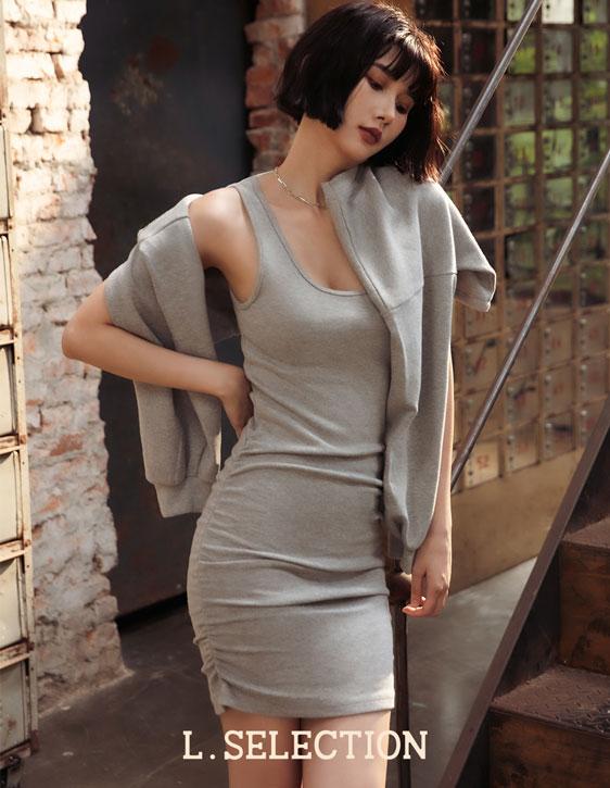 選品系列:連身裙衛衣套裝